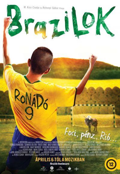 Brazilok – Plakát