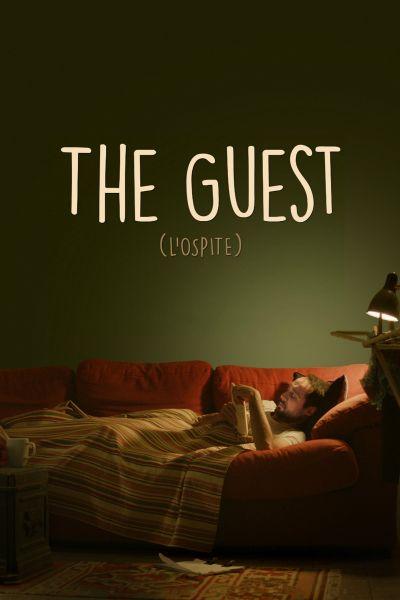 A vendég – Plakát