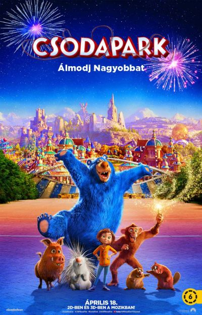Csodapark – Plakát