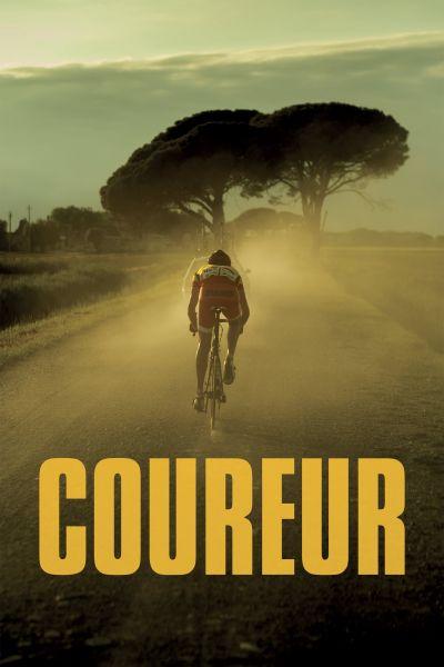 A versenyző – Plakát