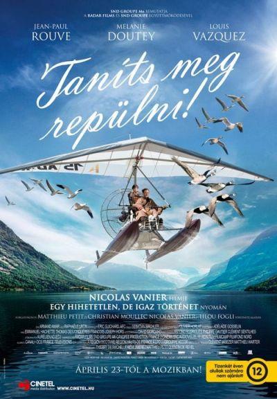 Taníts meg repülni! – Plakát
