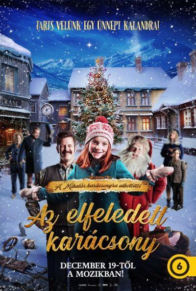 Az elfeledett karácsony – Plakát