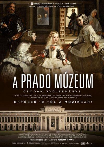 A művészet templomai: A Prado Múzeum – Csodák gyűjteménye – Plakát