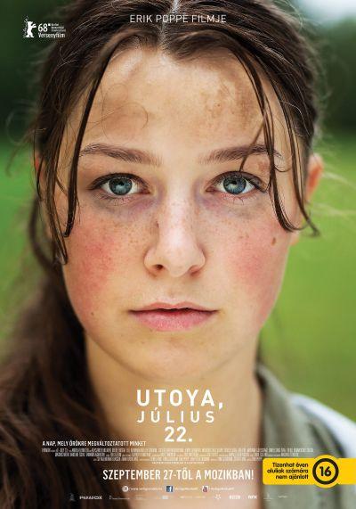 Utoya, július 22. – Plakát
