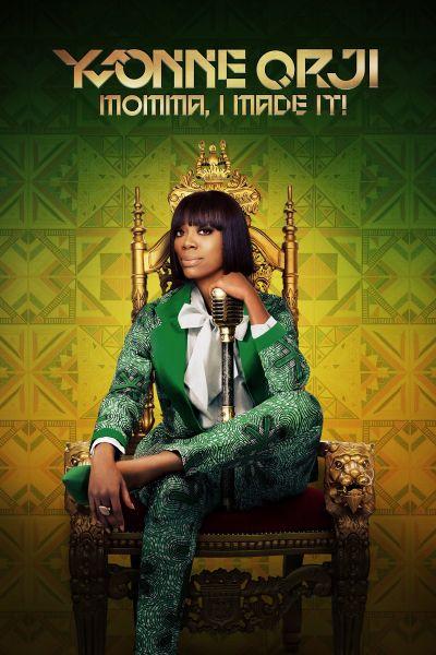 Yvonne Orji: Mama, megcsináltam! – Plakát