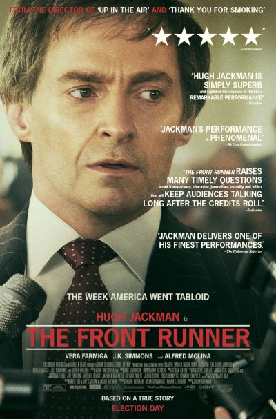 The Front Runner – Plakát