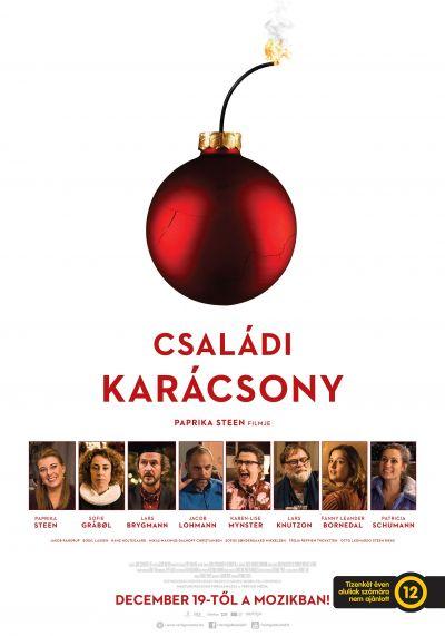 Családi karácsony – Plakát