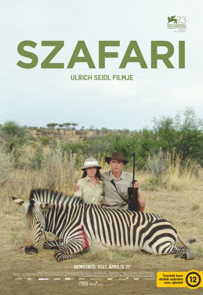 Szafari – Plakát