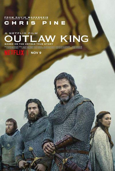 Törvényen kívüli király – Plakát