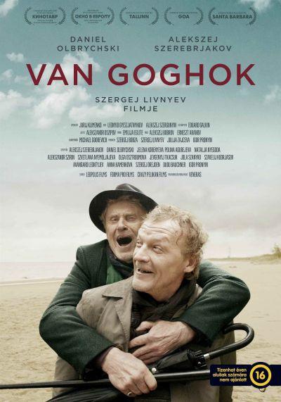 Van Goghok – Plakát