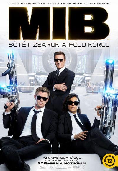 Men in Black - Sötét zsaruk a Föld körül – Plakát