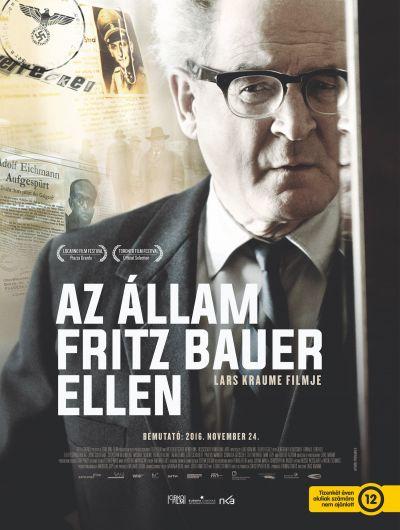 Az állam Fritz Bauer ellen – Plakát