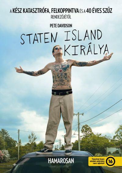 Staten Island királya – Plakát