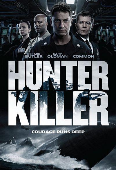 Hunter Killer – Plakát