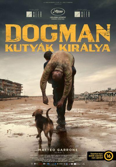 Dogman - Kutyák királya – Plakát