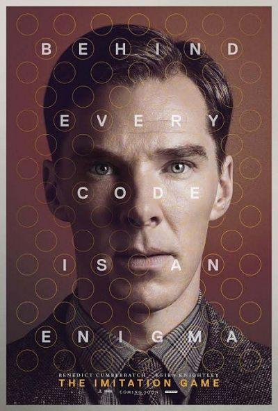 Kódjátszma – Plakát