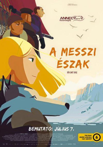 A messzi Észak – Plakát