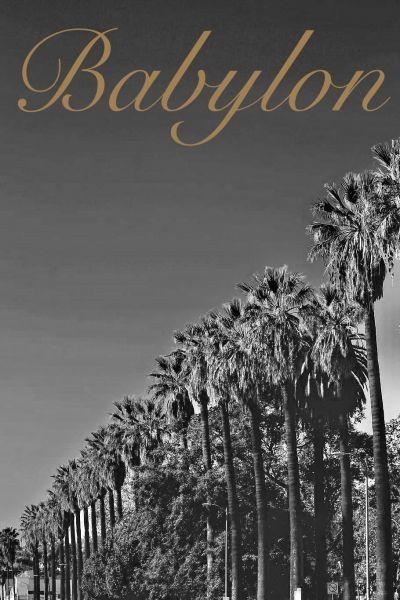 Babylon – Plakát