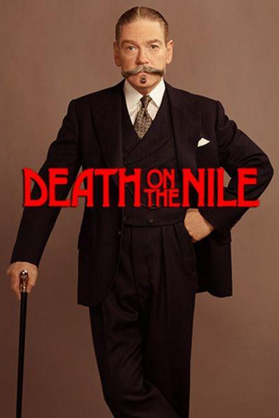 Halál a Níluson – Plakát