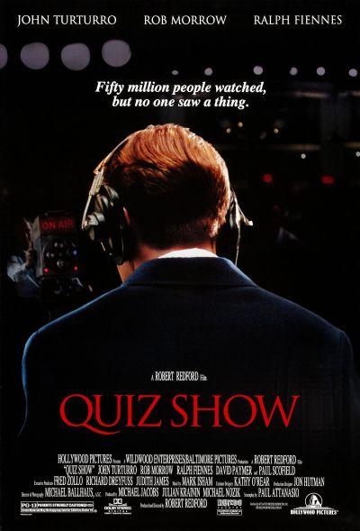 Kvíz Show – Plakát