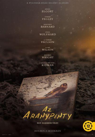 Az Aranypinty – Plakát