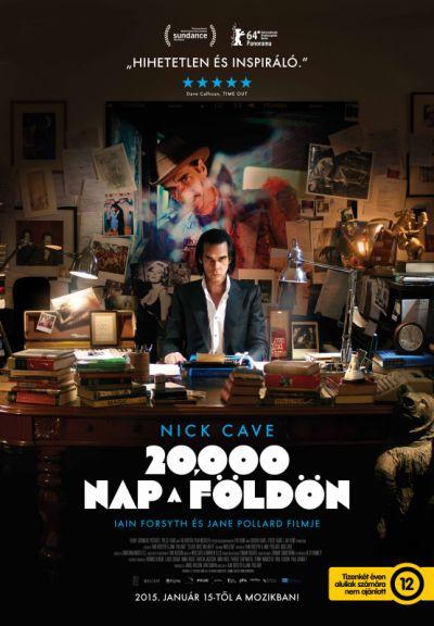 20,000 nap a Földön – Plakát