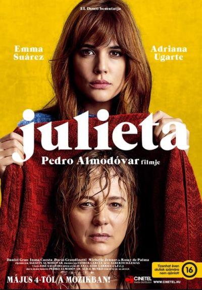 Julieta – Plakát