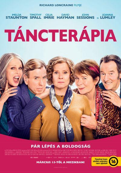 Táncterápia – Plakát