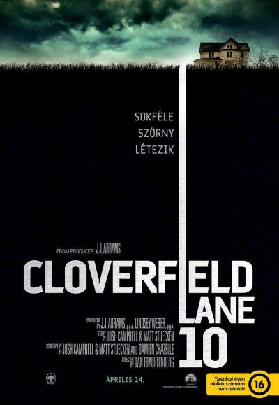 Cloverfield Lane 10 – Plakát