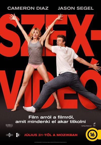Szexvideó – Plakát