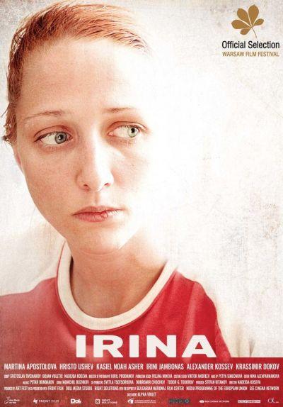 Irina – Plakát