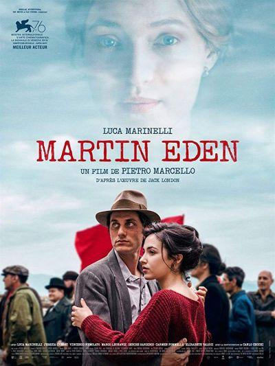 Martin Eden – Plakát
