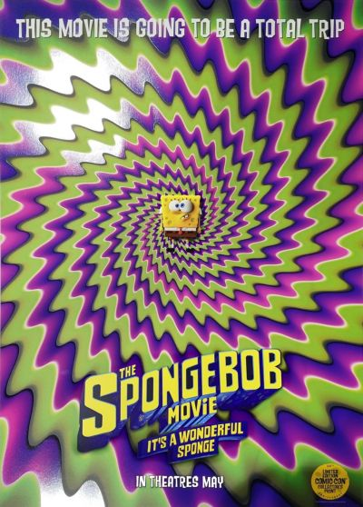 The SpongeBob Movie: It's a Wonderful Sponge – Plakát