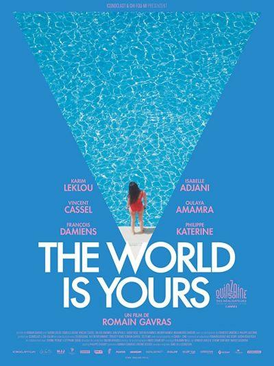 Tiéd a világ – Plakát