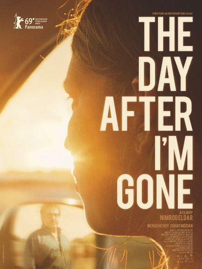 A nap, miután meghaltam – Plakát