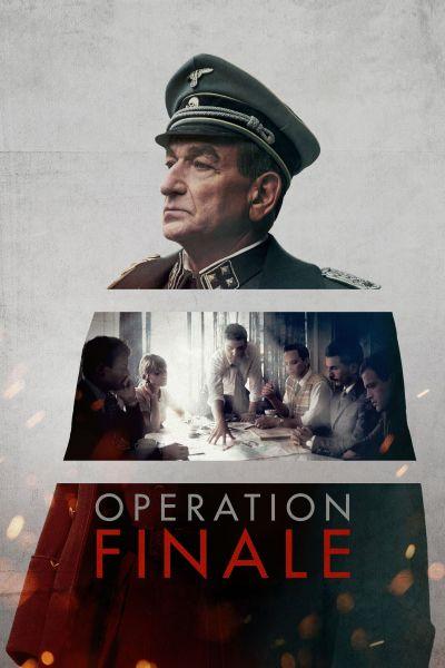 Az Eichmann-hadművelet – Plakát