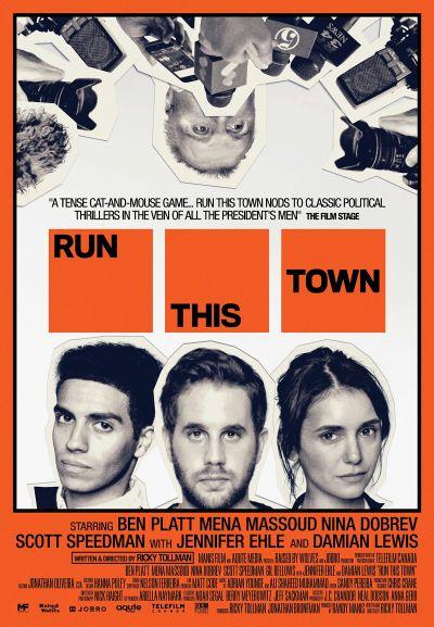 A város élén – Plakát