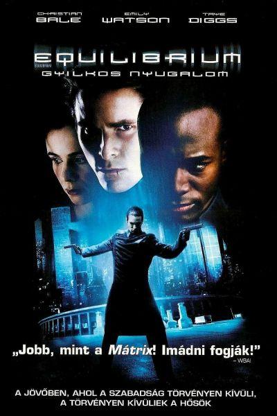 Equilibrium – Plakát