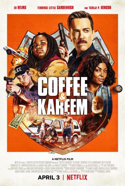 Coffee és Kareem – Plakát