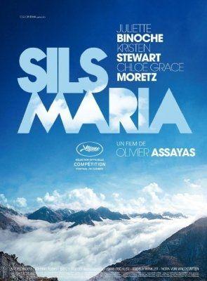 Sils Maria felhői – Plakát