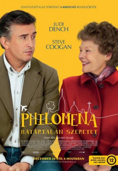 Philomena - Határtalan szeretet – Plakát