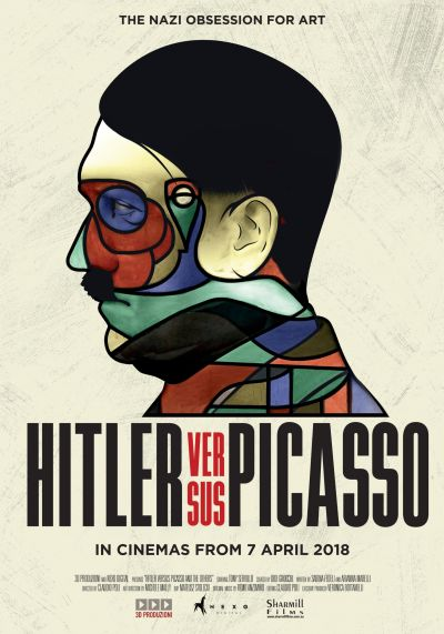 Hitler versus Picasso and the Others – Plakát