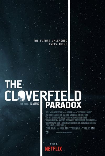 The Cloverfield Paradox – Plakát