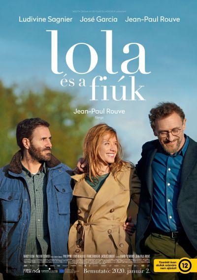 [MAFAB~HD] Lola és a fiúk (2018) Teljes Film Magyarul [Videa-HD]
