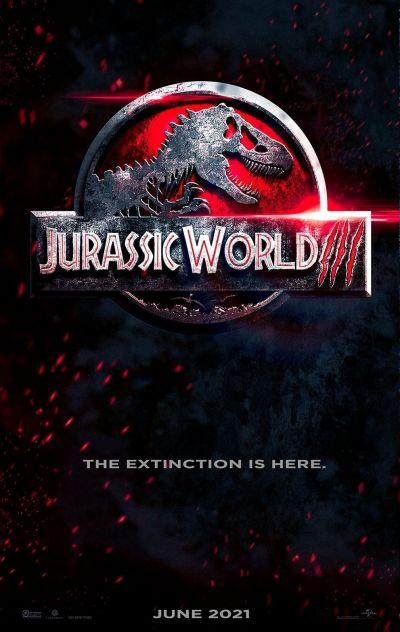 Jurassic World: Világuralom – Plakát