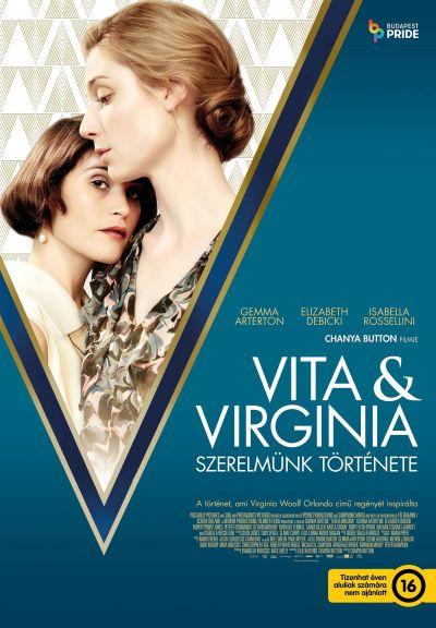 Vita & Virginia - Szerelmünk története – Plakát