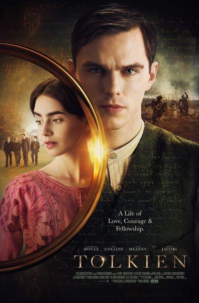 Tolkien – Plakát