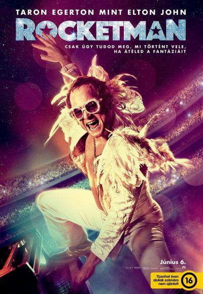 Rocketman – Plakát