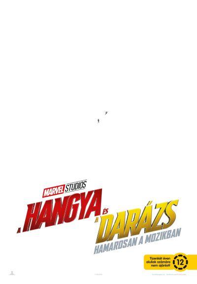 A Hangya és a Darázs – Plakát