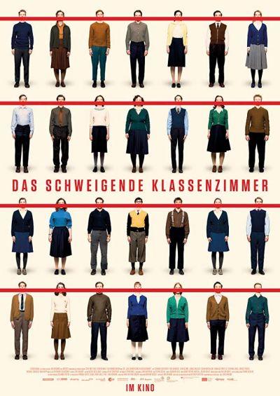 A néma forradalom – Plakát